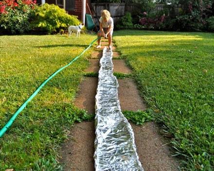 21 idee «casalinghe» per far giocare i vostri bambini - corriere.it - Idee Per Realizzare Piccoli Giardini