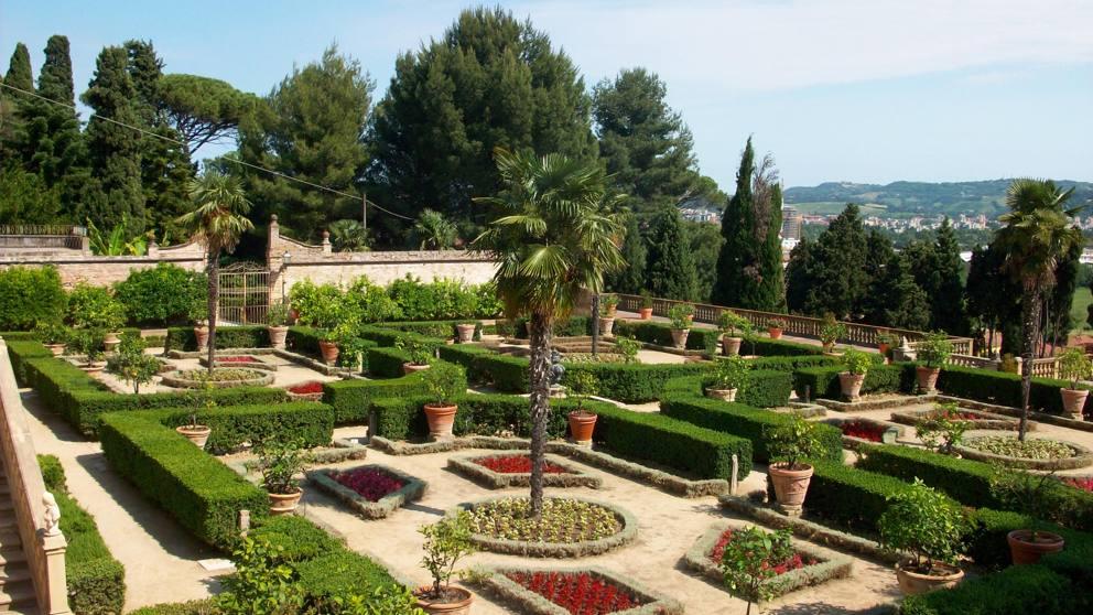 I 10 parchi finalisti per il titolo di pi bello d italia - Giardini terrazzati immagini ...