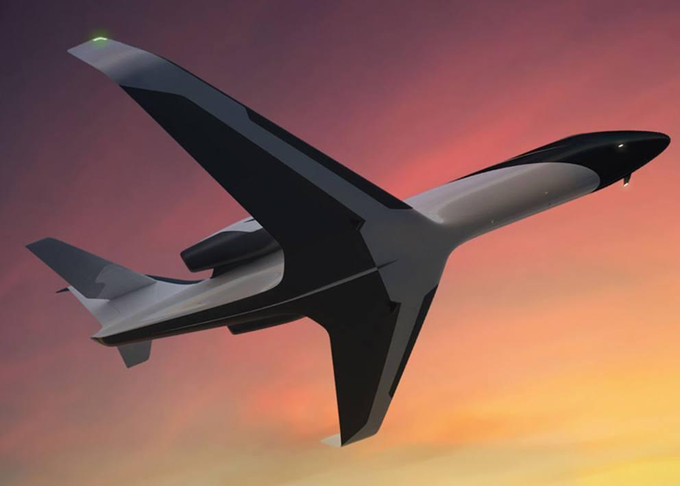 I nuovi aerei secondo i francesi senza finestrini e maxi for Grandi jet privati in cabina