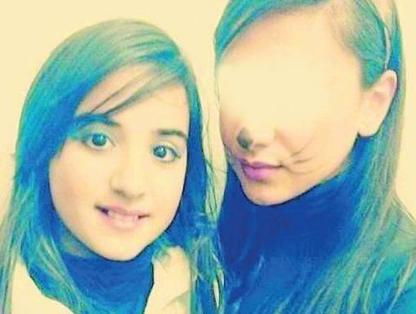 Laura e Marika (a destra)  in una foto tratta da Facebook