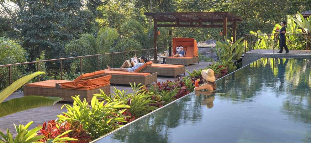 Vacanze di lusso ecco i 26 hotel pi belli del mondo - Hotel con piscina privata grecia ...