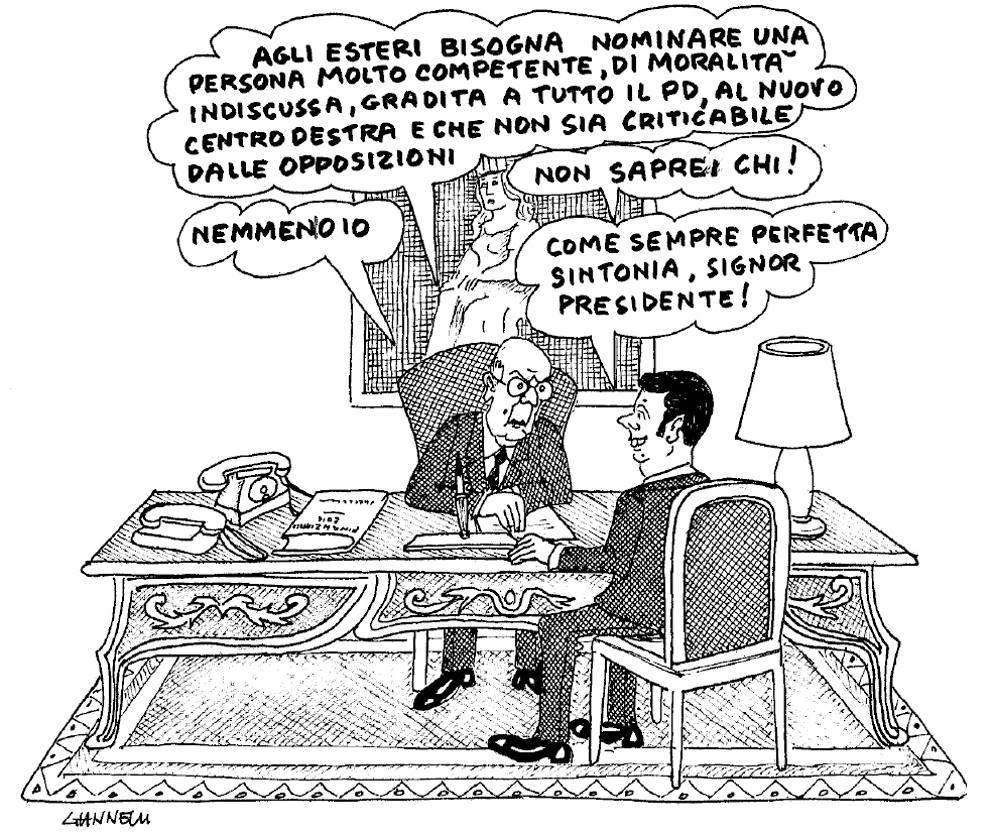 La vignetta di giannelli ottobre 2014 - Corriere della sera cucina ...