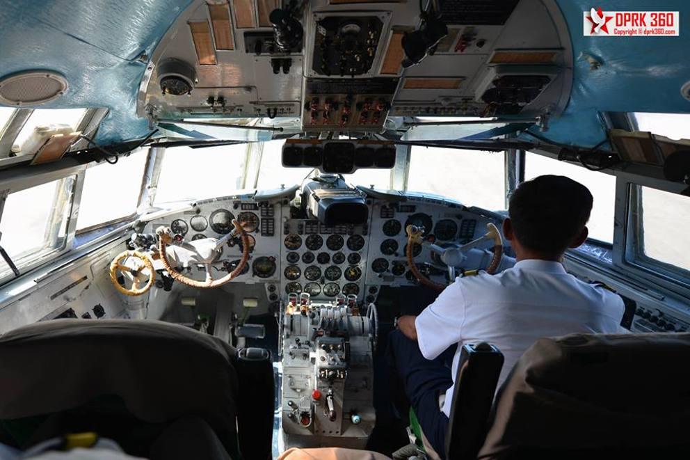 Corea del nord koryo la peggiore compagnia aerea del for Planimetrie della cabina del fienile