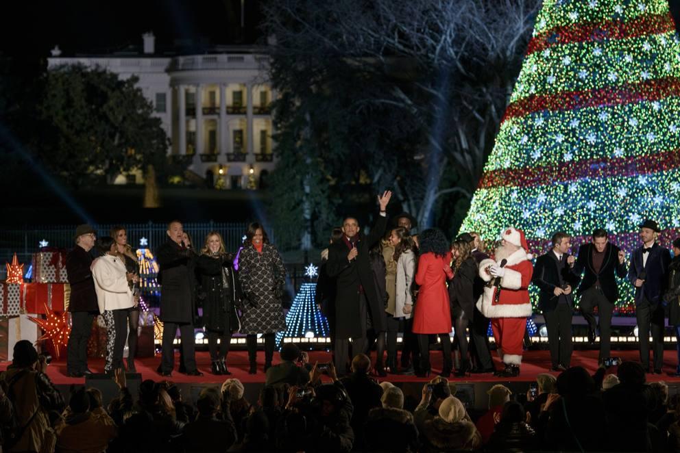 Obama e il natale 3d della casa bianca for Corriere della sera casa