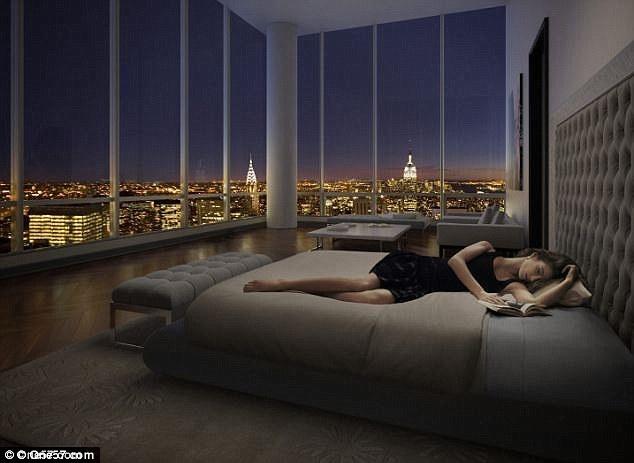 Record a new york venduto attico da 100 milioni di for Appartamenti new york manhattan affitto mensile