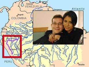 Mappa della regione del rio Mara�on (da Wikipedia)