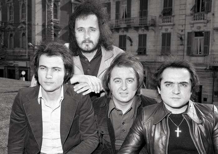 Al Baño Piazza Grande:Men, esclusi dalla classifica di Sanremo 1975 (Olycom)