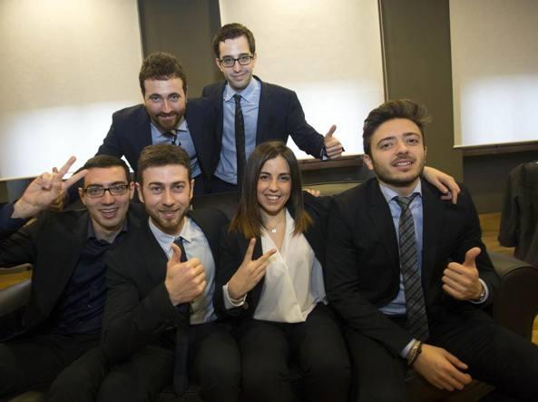 I sei vincitori (foto Jpeg)