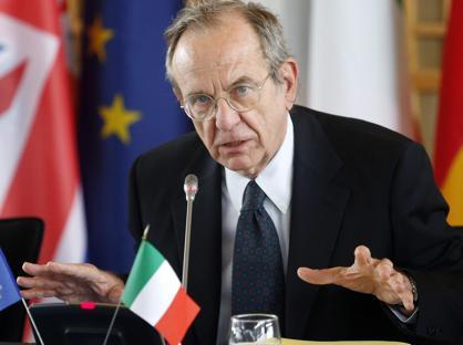 Pier Carlo Padoan, ministro dell'Economia (Ansa)