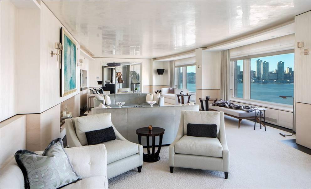 New york appartamento da lusso in vendita for Foto di appartamenti arredati