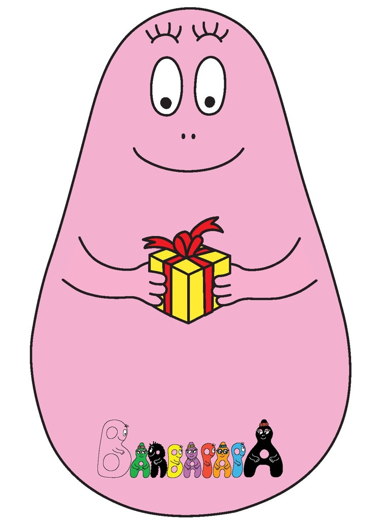 Barbapapa by Annette Tison and Talus Taylor (1970, Hardcover)