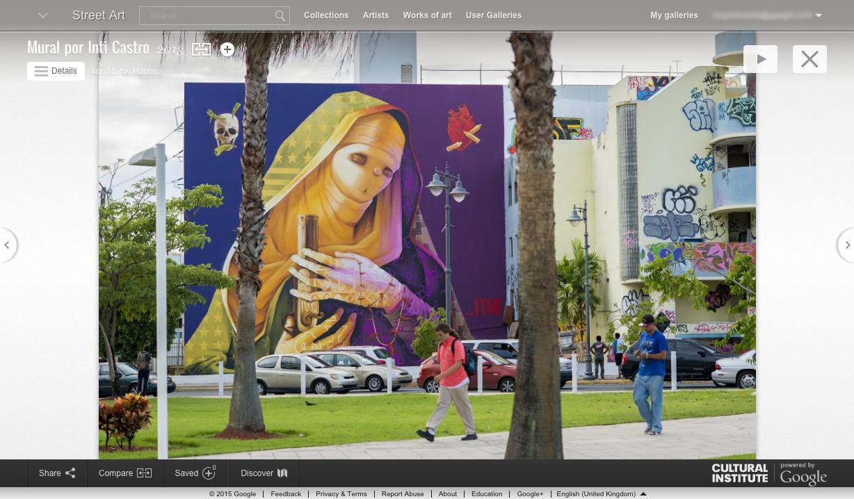 La street art sbarca su Google - Corriere.it
