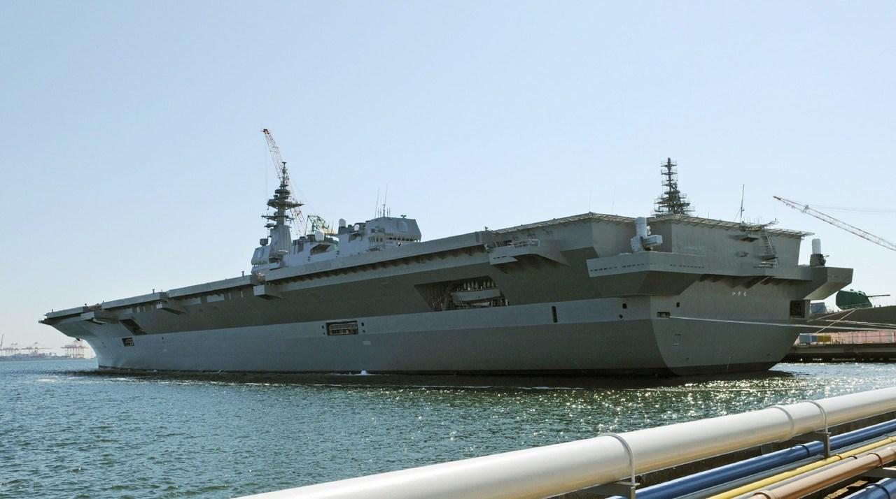 Tutte le portaerei in servizio nel mondo - Nuova portaerei ...