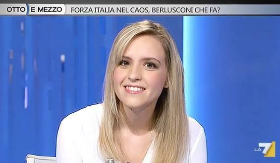 Silvia sardone l 39 astro nascente di forza italia for Parlamentari di forza italia