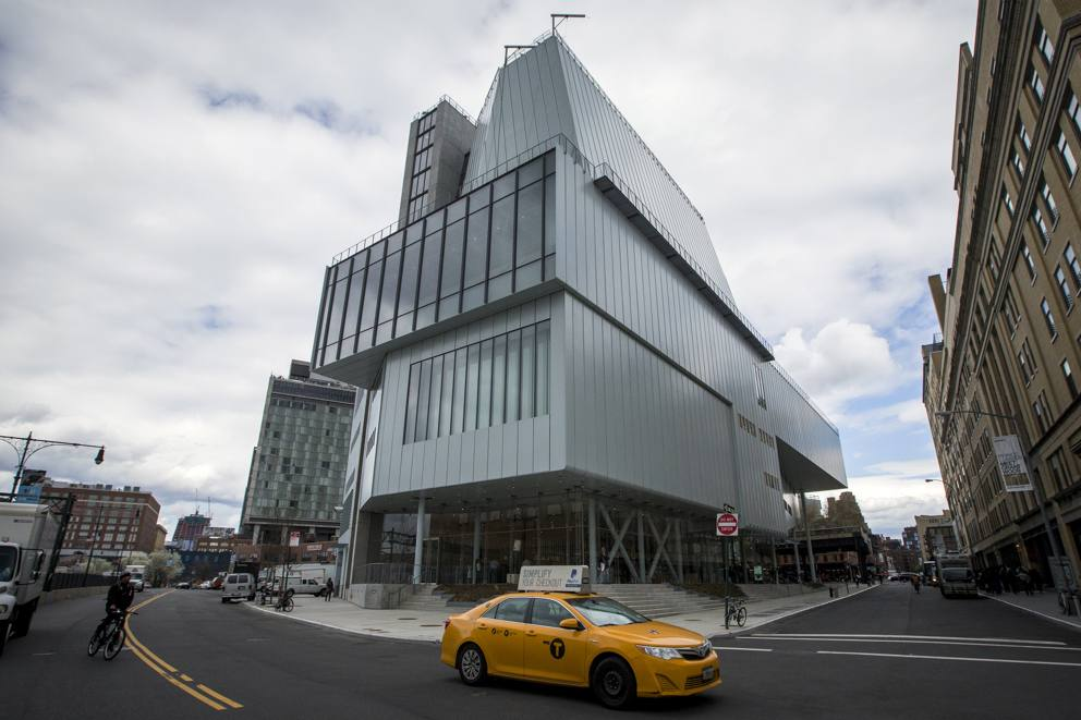 Whitney Museum of American Art a New York