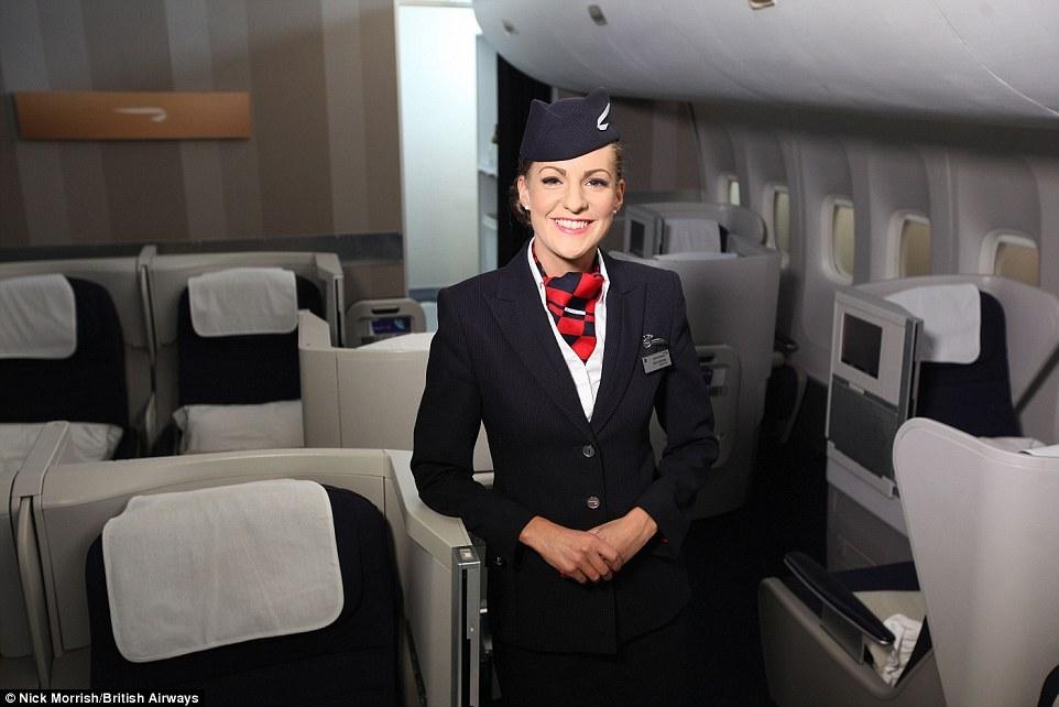 Japanese cabin attendants service - 4 8