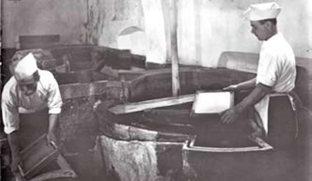 """Pescia La cartiera nata tre volte passata agli stranieri e poi ritornata """"a casa"""""""