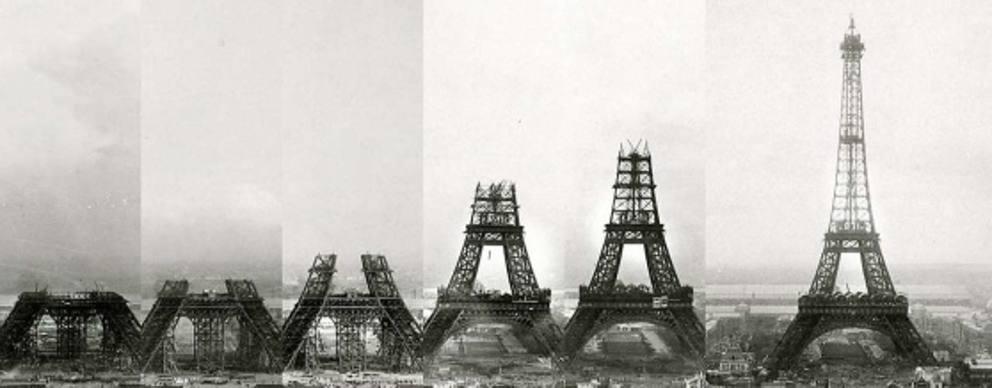 Parigi 126 anni fa iniziava l esposizione universale for Architettura a parigi