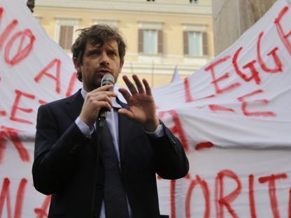 Pippo Civati (Lapresse)