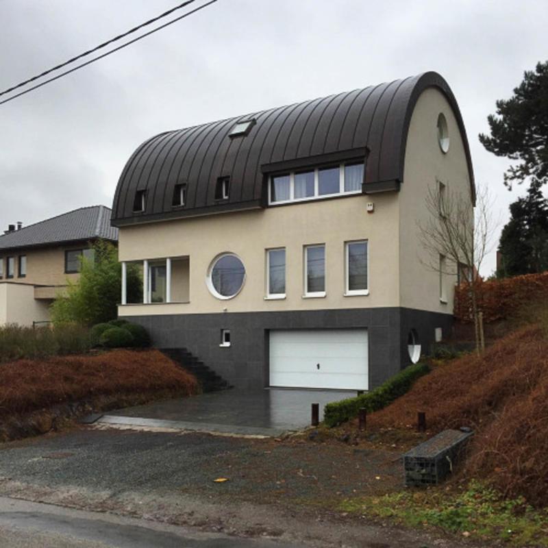 Il fotografo che gira per il belgio alla ricerca di case for Case alla ricerca di cottage