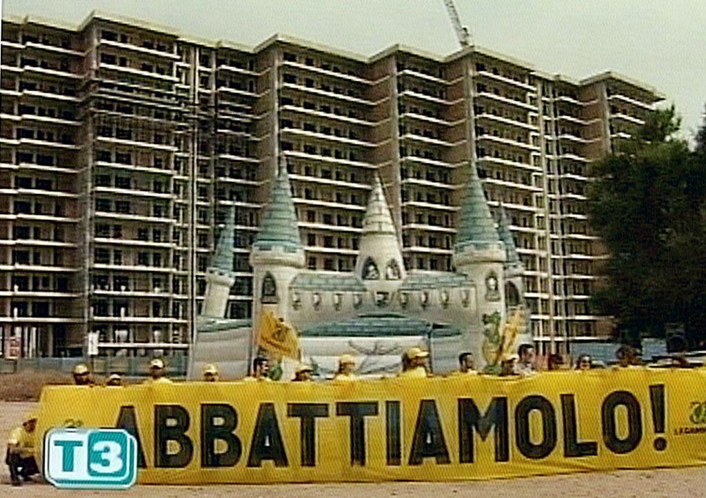Legambiente da 35 anni alla difesa del territorio for Ultime notizie parlamento italiano