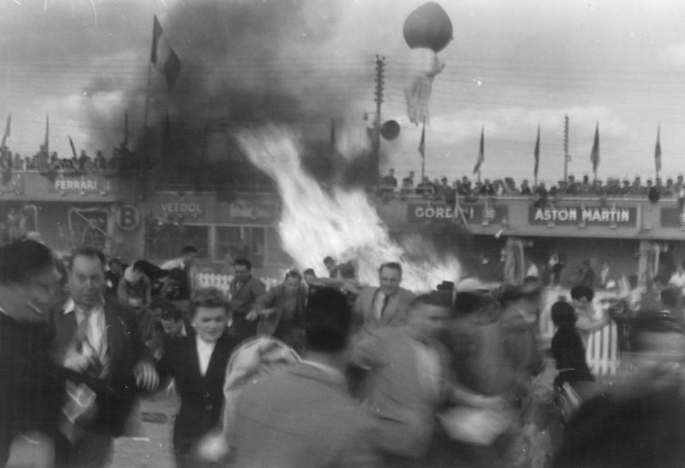 Le Mans 60 Anni Fa Il Pi 249 Grave Incidente Della Storia