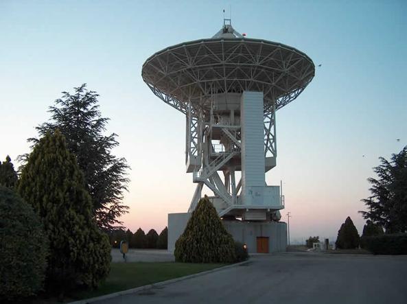Il Centro di geodesia spaziale dell'Agenzia spaziale italiana a Matera