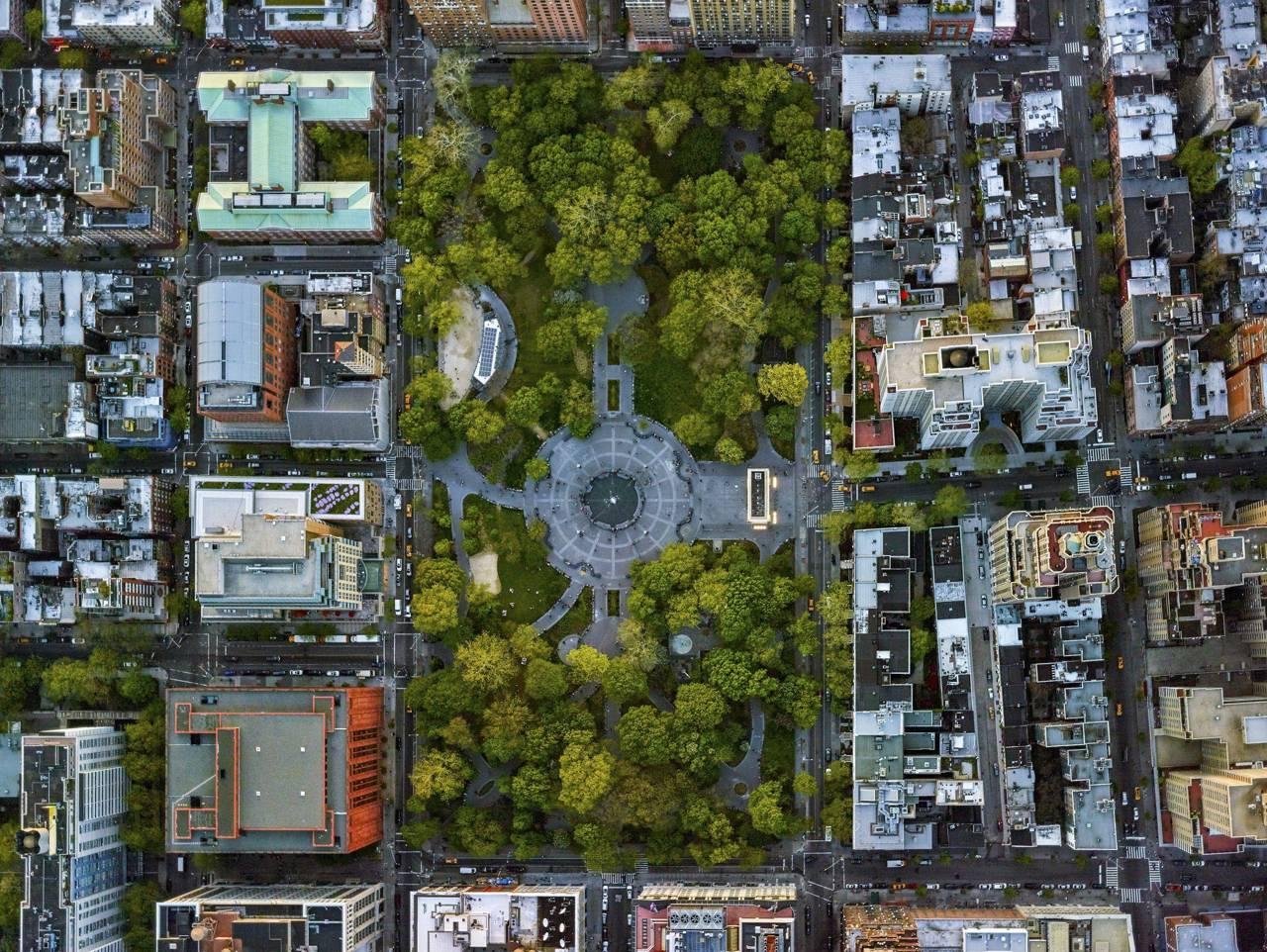 La magia di new york vista dall alto for New york dall alto