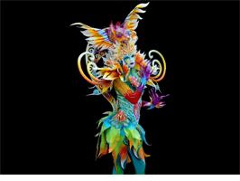 Esplosione di colori sulla pelle le meraviglie del - Immagini passover a colori ...