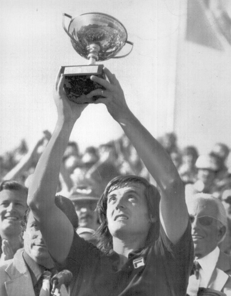 Re Adriano 65 anni port² il tennis italiano sul tetto del mondo