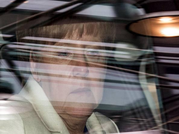 La cancelliera Angela Merkel (Ansa)