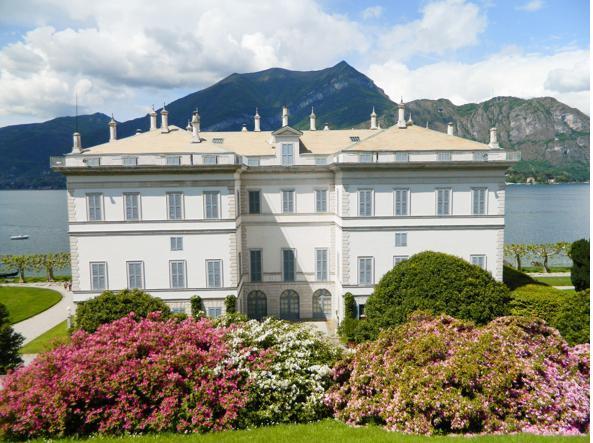 Fiori alberi e le architetture pi raffinatedieci ville storiche con giardino una - Giardini di villa melzi ...