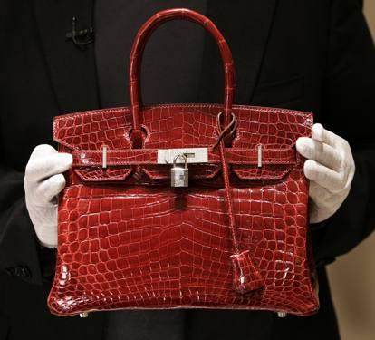 red and black handbags - Duemila borse Herm��s vintage all\u0026#39;asta - Corriere.it