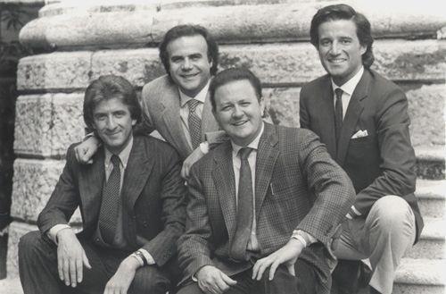 Enzo Jannacci and Giorgio Gaber Ja Ga Brothers