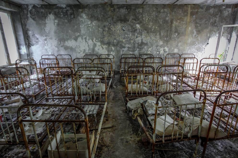 Chernobyl E Pripyat Viaggio Nelle Citt 224 Fantasma 30 Anni