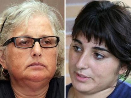 Cosima Serrano e Sabrina Misseri, zia e cugina della vittima