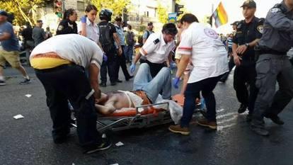 Sei accoltellati al Gay Pride di Gerusalemme
