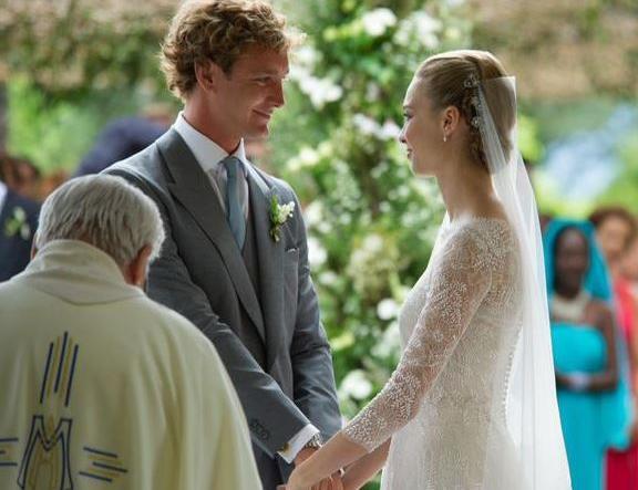 Matrimonio In Tight : Il matrimonio da favola di pierre e beatrice! su royal affairs