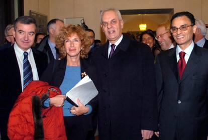 Fiamma Nirenstein ambasciatrice d'Israele in Italia