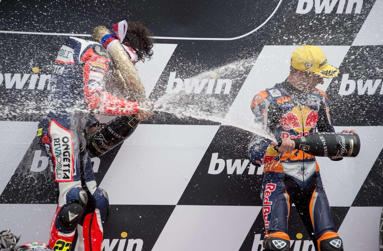 Binder e Oliveira nel 2017 correranno per la Red Bull Ktm Ajo