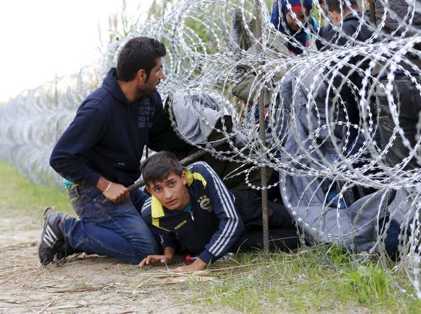 """La """"rotta balcanica"""" ha chiuso ai profughi"""