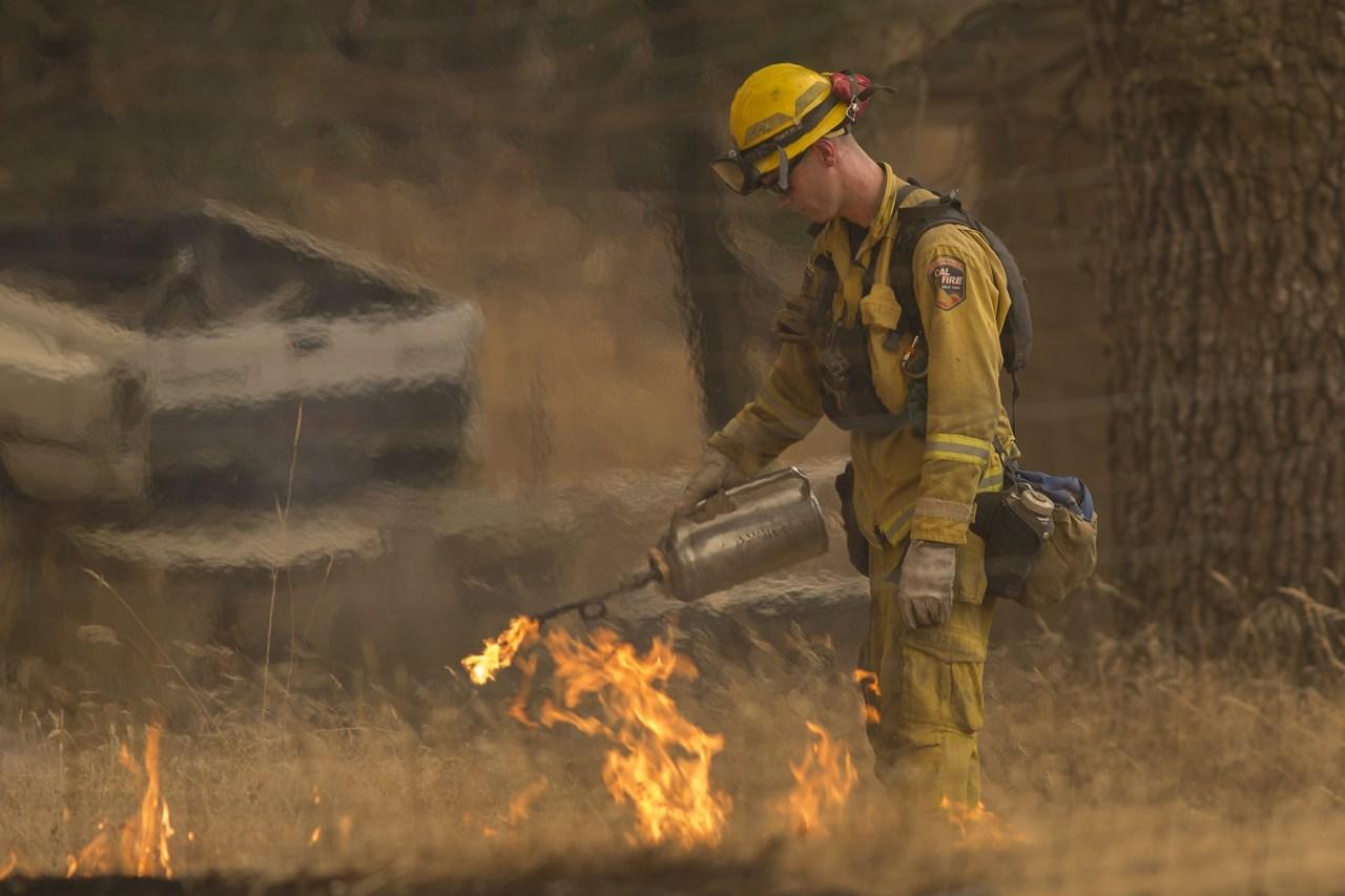 Emergenza incendio in california centinaia di case for Case mediterranee della california