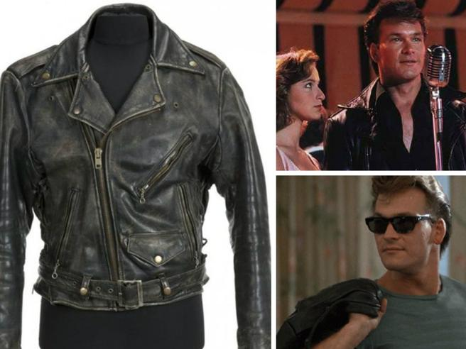 Dirty dancing, la giacca di pelle di Patrick Swayze venduta all'asta per 62.500 dollari