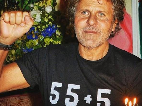 Elicottero Renzo Rosso : Renzo rosso «ridivento papà a anni per la settima