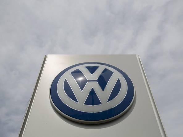 Il logo  Volkswagen (Reuters)