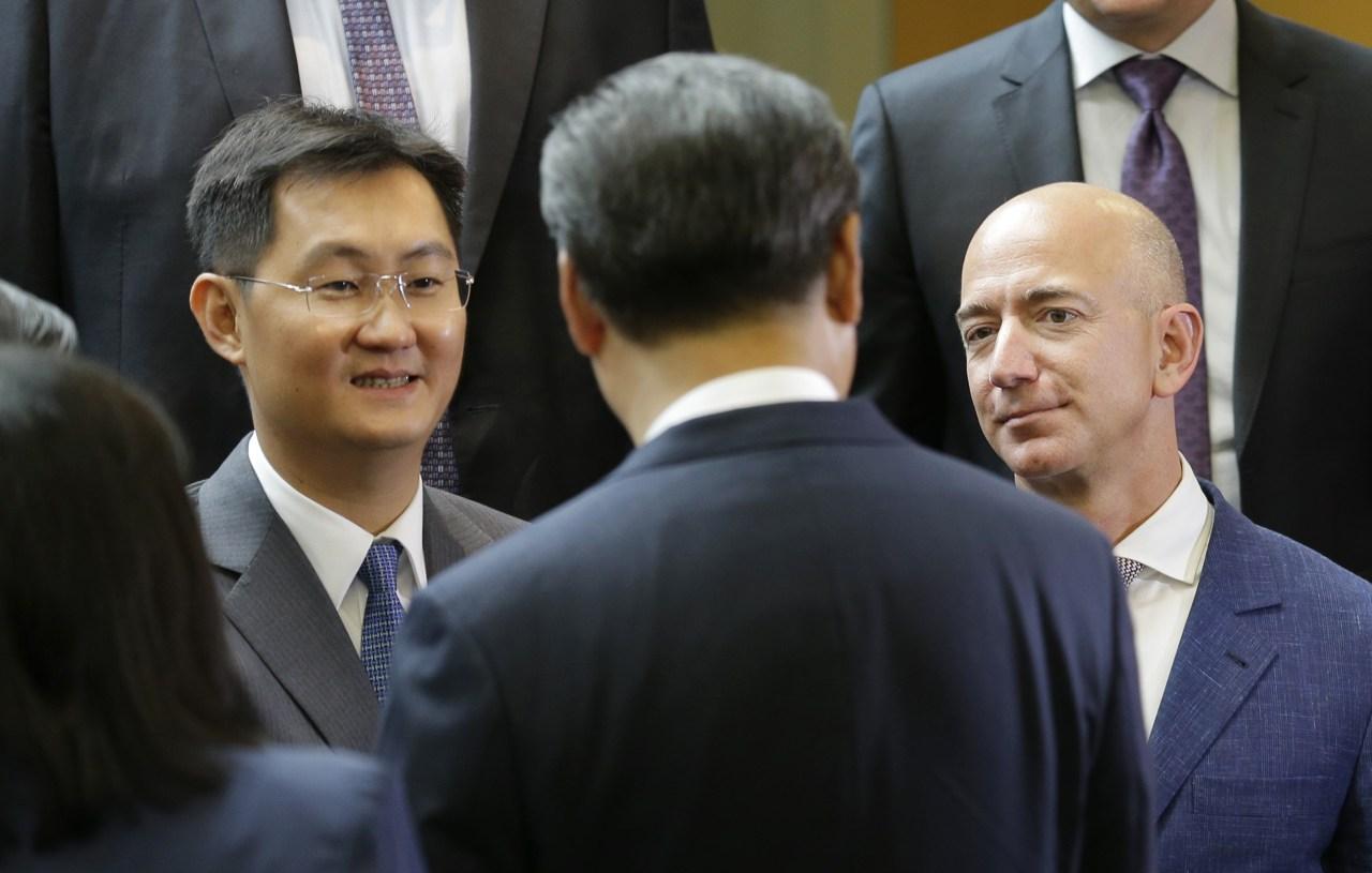 Il Presidente Cinese Xi Jinping Incontra Apple Microsoft