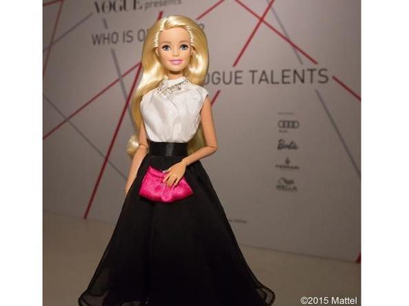 Indovina chi c a milano barbie e i luoghi della moda - Barbie senza colore ...