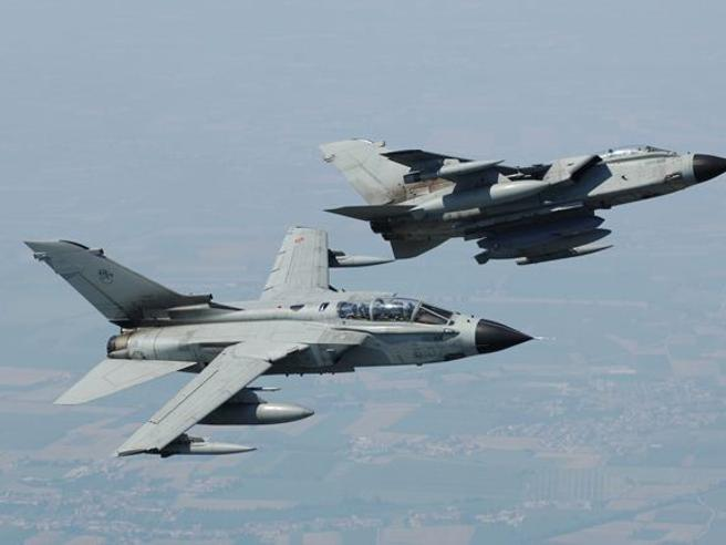 Tornado Italiani in volo (www.aeronautica.difesa.it)