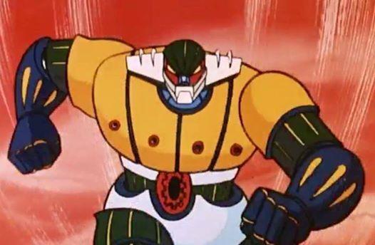 Anni fa la prima puntata di jeeg robot d acciaio