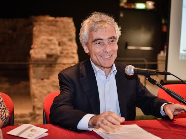 Il presidente dell'Inps Tito Boeri (Fotogramma)
